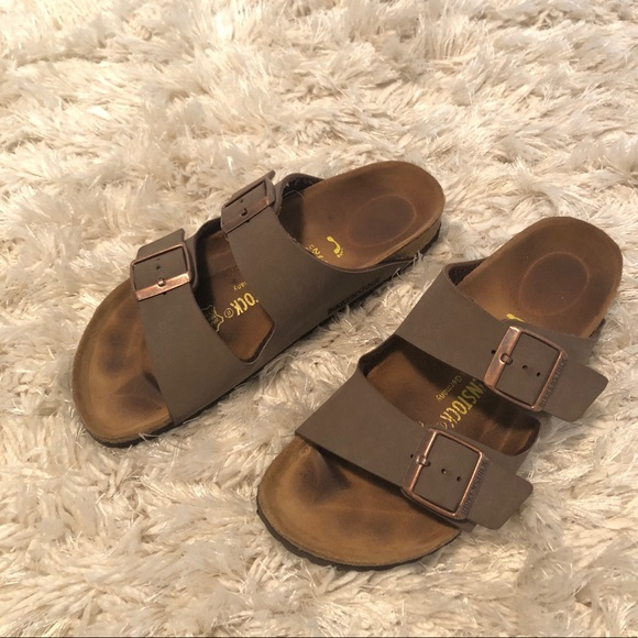 1ef24326cd58 Birkenstock Shoes - Birkenstock Arizona Mocha Birkibuc